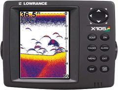 Lowrance Х105C DF - фото 1