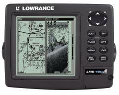 Lowrance LMS-480m - фото 1