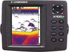 Lowrance X100с - фото 1