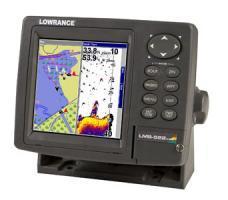 Lowrance LMS-522c iGPS - фото 1