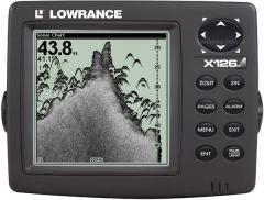 Lowrance X126 DF - фото 1