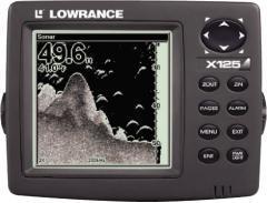 Lowrance X125 - фото 1
