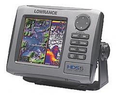 Lowrance HDS-5 Gen2 - фото 3
