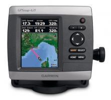 Garmin GPSmap 421s - фото 1