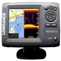 Lowrance Elite-5x DSI - фото 1