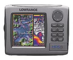 Lowrance HDS-5x - фото 1
