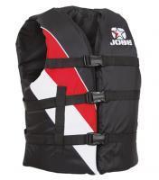Jobe Universal Vest Red - фото 1