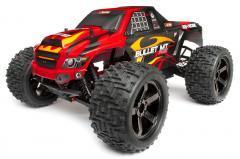 HPI Bullet MT Flux 4WD 1:10 EP 2.4GHz (RTR Version) - фото 2