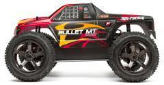 HPI Bullet MT Flux 4WD 1:10 EP 2.4GHz (RTR Version) - фото 3