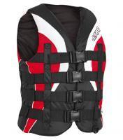 Jobe 4 Buckle Pro Vest Red - фото 1