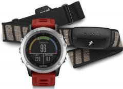 Garmin fenix 3 Silver Performer Bundle (010-01338-16)