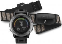 Garmin fenix 3 Gray Performer Bundle (010-01338-11)