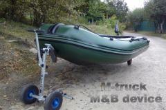 M-Truck M&B Device