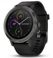 Garmin vivoactive 3 Black with Slate Hardware (010-01769-12)
