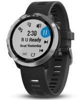 Garmin Forerunner 645 Music Black with Stainless Hardware (010-01863-30)