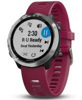 Garmin Forerunner 645 Music Cerise with Stainless Hardware (010-01863-31)