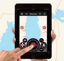 Haswing Cayman B GPS 55Lbs 12V White (50736)