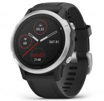 Garmin fenix 6S Silver with Black Band (010-02159-01)