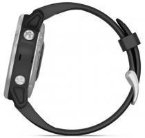 Garmin fenix 6S Solar Silver with Black Band (010-02409-00)