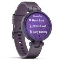 Garmin Lily Midnight Orchid Deep Orchid Silicone (010-02384-12)