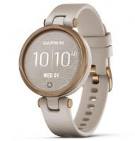 Garmin Lily Rose Gold Light Sand Silicone (010-02384-11)